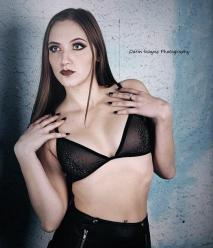 Model: Patricia Stables, Photographer: Darin Wayne