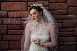 Bridal Hair and Makeup, Photographer: Studio Aranas